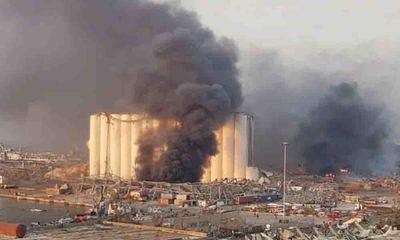 Al menos 10 muertos tras una fuerte explosión en el puerto de Beirut – Prensa 5