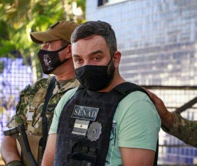Así capturaron a peligroso jefe narco brasileño en Hernandarias