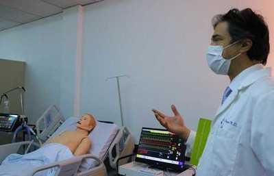 SALUD PRESENTÓ 52 MÉDICOS DE APOYO A TERAPISTAS