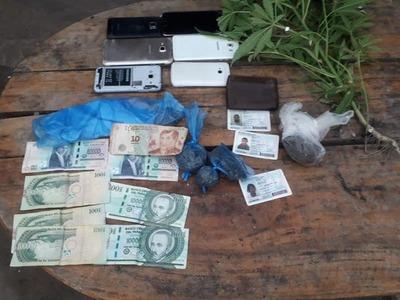 Alberdi: Imputan a un ciudadano argentino por Tenencia de Drogas