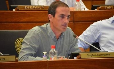 HOY / Senador  Stephan Rasmussen, sobre el caso de Rodolfo Friedmann