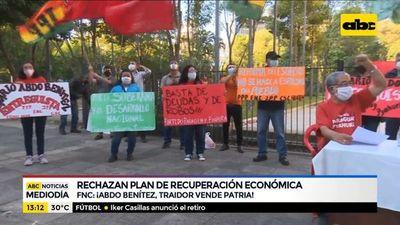 """FNC tilda de """"traidor de la patria"""" a Abdo Benítez"""
