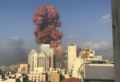 Explosión en el Puerto de Beirut: hay al menos diez muertos