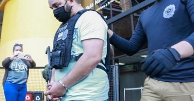 Jefe narco capturado ya fue expulsado y entregado a autoridades de Brasil