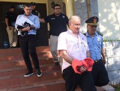 Ramón González Daher recusó a fiscal que investiga presunto lavado de dinero y usura