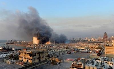 HOY / No hay reportes de paraguayos afectados tras explosión en Beirut, indican desde embajada