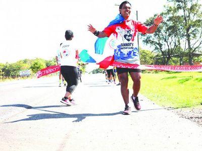 Una emotiva maratón por la vida y la salud