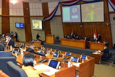 Diputados aplazan sine die pedido de intervención de Pedro Juan Caballero
