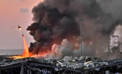 HOY / Primeros informes reportan más de 50 muertos tras explosión en Beirut