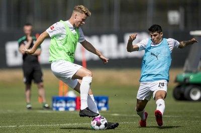 Luego de su paso por Austria, Villalba vuelve a la Bundesliga
