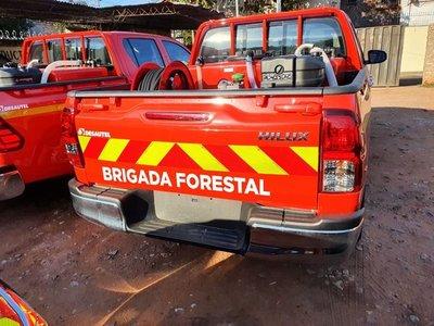 Importante donación de gobierno francés para combate a incendios forestales