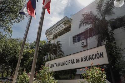 Junta Municipal de Asunción confirma un caso positivo de COVID-19