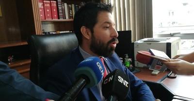 RGD recusó al fiscal Osmar Legal, quien lo investiga por lavado de dinero y usura