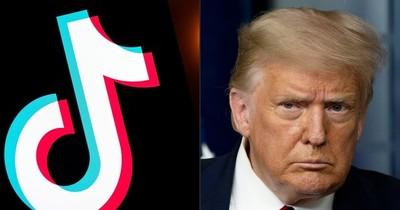 Fans de TikTok arremeten contra Trump por querer prohibir la red