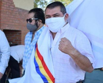Intendente Yd amenaza a Abdo a través de la cuenta oficial de la Municipalidad de Encarnación