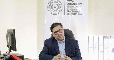 Senadores analizarán pedido de interpelación al ministro de Cultura