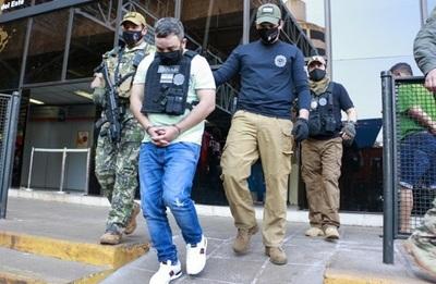 Expulsan a jefe de grupo criminal detenido en Hernandarias