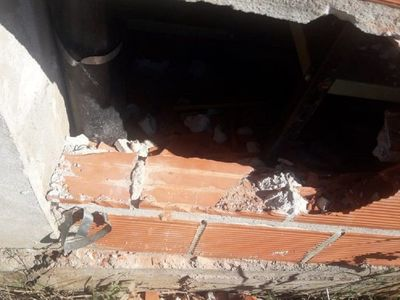 Hurtan armas de fuego del depósito de evidencias de la Fiscalía de Itapúa