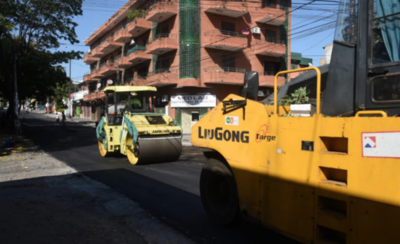 HOY / La transitada arteria capitalina Doctor Paiva acusa mejoras integrales