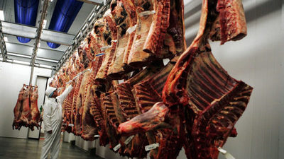 Frigoríficos exportadores faenaron 157.279 bovinos en julio, una baja del 6,2%