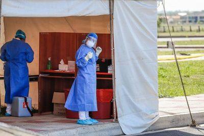 COVID-19 en Paraguay: confirman 4 muertes y 128 nuevos positivos