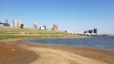 Bajada del río Paraguay pone en jaque al ecosistema