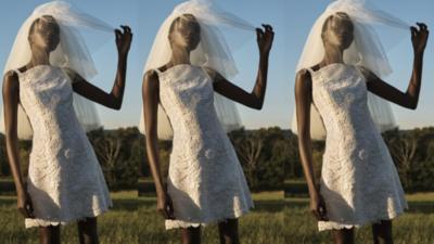 El vestido ideal para las bodas del futuro