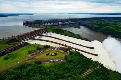 Itaipú transfirió US$ 293,5 millones al Estado