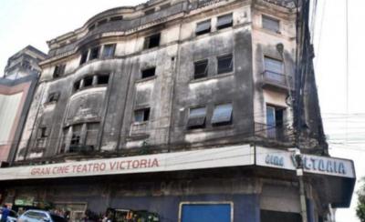 HOY / Municipalidad tendría la idea de hacer del Cine Victoria un centro cultural