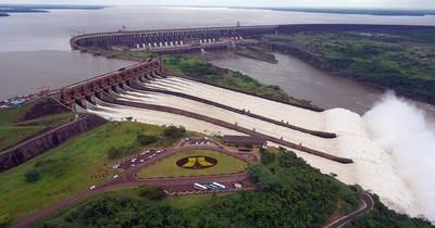 Itaipú transfirió US$ 293 millones al Estado paraguayo hasta julio