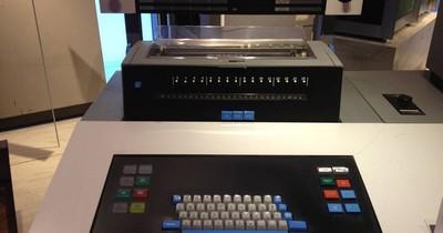 El 4 de agosto de 1970 se prendió la primera computadora en Paraguay