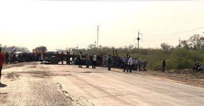 Indígenas retuvieron por un par de horas a defensor público en el Chaco