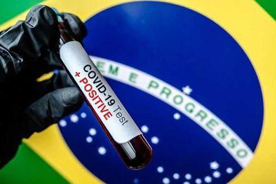 Brasil supera marca de 95.000 muertes por COVID-19