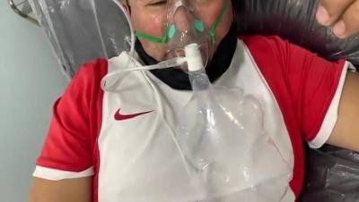 """HOY / """"Para los incrédulos"""": paciente pide mostrar cómo ataca Covid-19"""