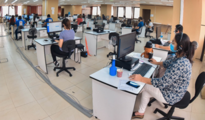 HOY / Sólo poco más de mil son los enfermos activos de covid-19 en Paraguay