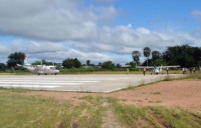 Disposición militar complica aterrizaje en Fuerte Olimpo y genera quejas