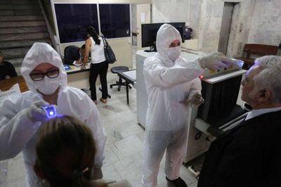 Promulgan ley que suspende la feria judicial prevista para enero de 2021 – Prensa 5