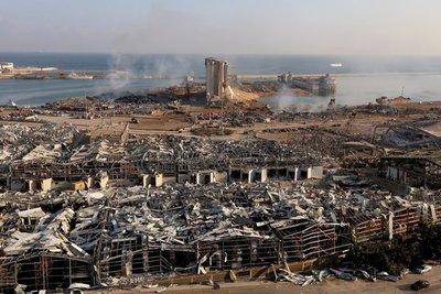 Duelo en Beirut tras las explosiones que causaron más de 100 muertos
