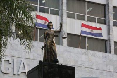 Corte Suprema de Justicia presenta anteproyecto de ley para suspender la feria judicial del año 2021