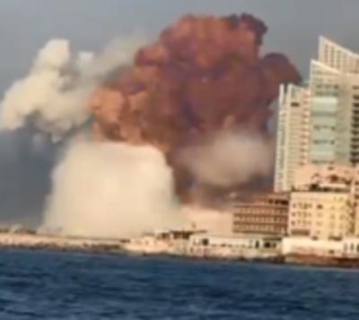 Beirut: Cifra de fallecidos tras explosión asciende a 100