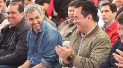 Friedmann sigue gozando del apoyo de Abdo Benítez, afirma Villamayor