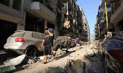 Beirut; Explosión dejó 300.000 personas sin hogar y daños materiales por USD 3.000 millones – Prensa 5