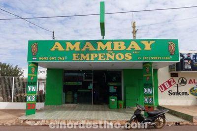 Gran remate de electrodomésticos, herramientas e instrumentos musicales este fin de semana en Amambay Empeños S.R.L.