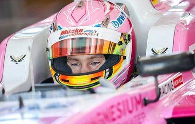 Joshua Duerksen recibió la licencia alemana para continuar en la Fórmula 4