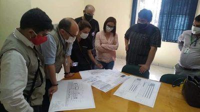 Prevén habilitar el próximo 13 de agosto  el laboratorio Covid-19 en Alto Paraná – Diario TNPRESS