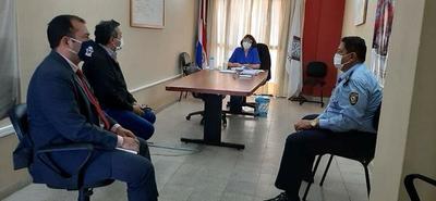 Covid-19; Autoridades se reúnen para calendarizar trabajos de controles ciudadanos – Prensa 5