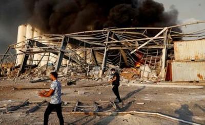 Asciende a más 100 muertos y 4000 heridos tras explosión en Beirut
