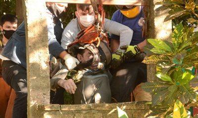 Un septuagenario muere al caer  accidentalmente en pozo con agua – Diario TNPRESS