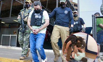 Cae detenido criminal brasileño en una lujosa  residencia, en barrio cerrado Costa del Lago – Diario TNPRESS