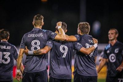Dos paraguayos buscan la final del torneo 'MLS is Back'